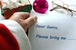 dear-santa letter