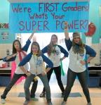 super hero teachers