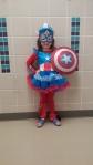 Sarah Super Hero